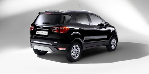 Ford EcoSport tweaked for Europe, Australian launch unclear