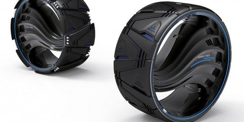 Kumho awarded top prize for futuristic all-weather tyre concept