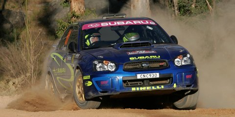 Subaru Australia eyeing potential rally return