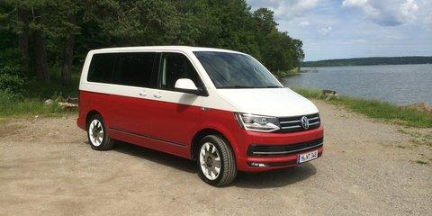 Volkswagen Multivan Generation Six Review