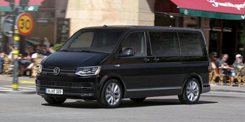 2016 Volkswagen Multivan Business Speed Date