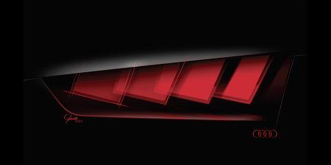 Audi to demonstrate matrix OLED headlights at Frankfurt