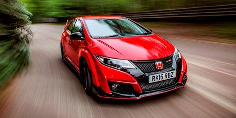 Honda Civic Type R edges closer to Australia? - UPDATE