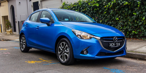 2015-16 Mazda 2 recalled for fuel leak fix