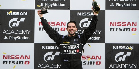 Nissan PlayStation GT Academy won by Australian for first time