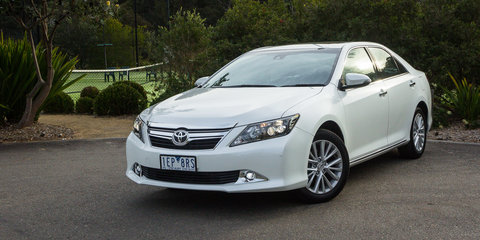 2015 Toyota Aurion Review