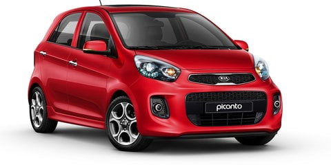 2016 Kia Picanto Australian launch confirmed for early next year