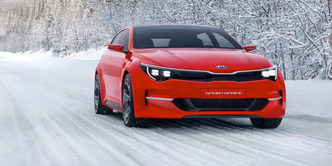 Kia Optima Sportspace: new wagon gets green light for production