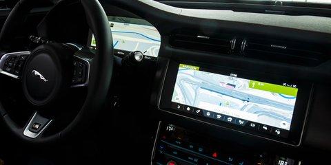 2016 Jaguar XF InControl Touch explained