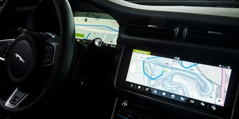 2016 Jaguar XF InControl Touch explained