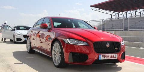 Jaguar says supercharged V6 is capable of 300kW-plus, and even more torque