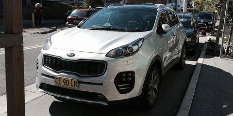 2016 Kia Sportage spotted in Sydney
