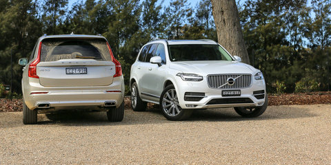 2016 Volvo XC90 recalled over airbag deployment concern