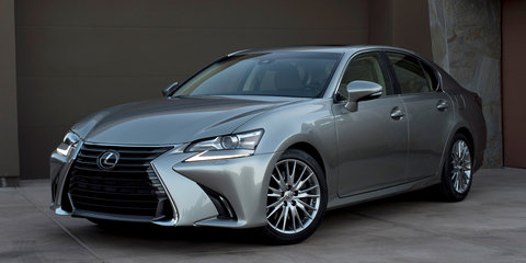 2016 Lexus GS200t unveiled, replaces GS250