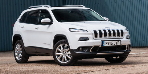 2016 Jeep Cherokee lands new 2.2 diesel in Europe: Australian launch still to be confirmed