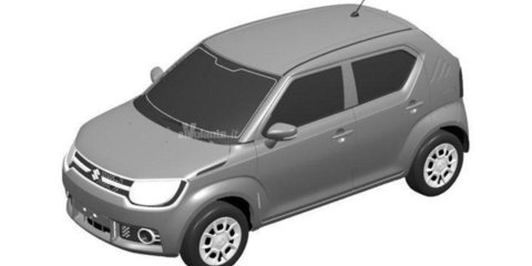Suzuki iM-4 SUV revealed in production form through new patent images
