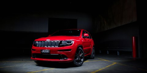 2015 Jeep Grand Cherokee Srt 8 (4x4) Review Review