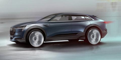 Audi e-tron quattro pure EV concept set for Frankfurt show