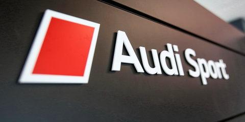 Audi Sport 'sub-brand' pilot tested in Australia