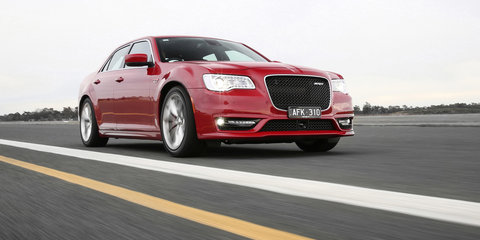 2015 Chrysler 300 SRT pricing and specifications