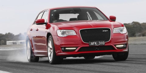 Aussie police eyeing Chrysler 300 after local manufacturing ends