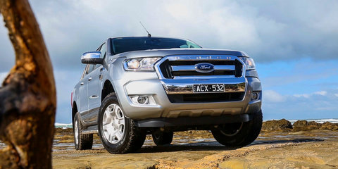 2016 Ford Ranger Series II : Launch Review