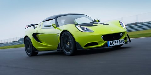 Lotus Elise 220 Cup: most extreme road-going Elise yours from $119,990