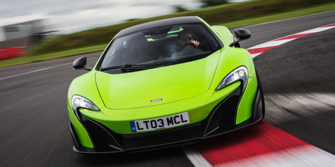 McLaren Automotive: Grow, but for the right reasons, says British icon