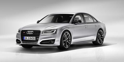Audi S8 Plus unveiled
