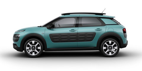 Citroen C4 Cactus: 23,000 personalisation options open to pre-order buyers only