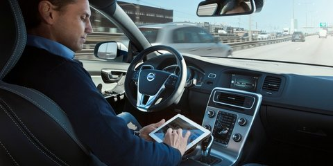 Driverless cars? Not without a steering wheel, Volvo study finds