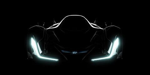 Hyundai N 2025 Vision Gran Turismo, i20 WRC heading to Frankfurt