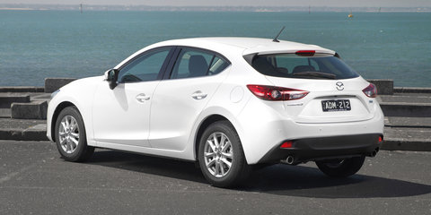 Mazda confident of overtaking Holden in 2015