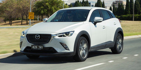 "Mazda Koeru SUV ""an interesting thought-starter"", says local division"