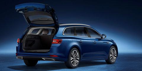 Renault Talisman wagon revealed ahead of Frankfurt