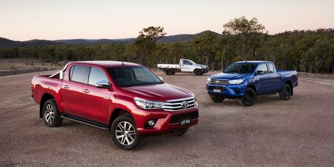 2016 Toyota HiLux pricing and specifications