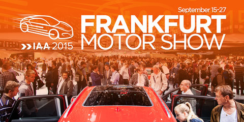 2015 Frankfurt motor show: What to expect - UPDATE