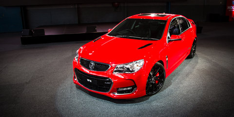 2016 Holden Commodore VFII: first look and listen