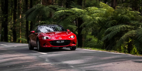 2016 Mazda MX-5 Roadster Review: Father's Day weekender