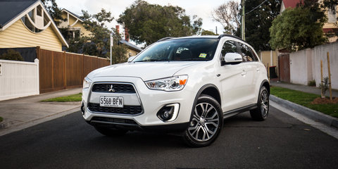 Mitsubishi ASX, Lancer, Outlander recalled for transmission fix: 31,900 vehicles affected