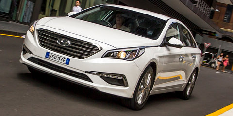 Hyundai Sonata recalled over braking, stability control concerns