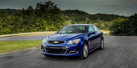 Chevrolet SS likely to die with end of local Holden Commodore production