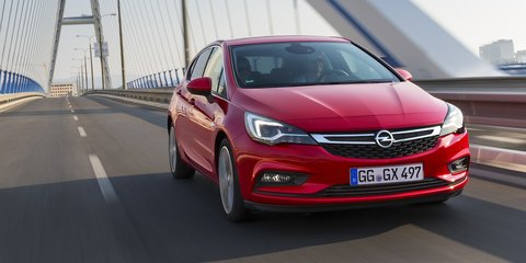 2017 Holden Astra: new Opel hatch crowned 2016 European Car of the Year