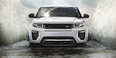 2016 Range Rover Evoque pricing and specifications