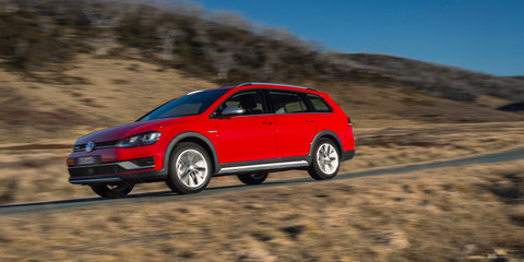Sti Movers Reviews 2016 Volkswagen Golf Alltrack Review | CarAdvice