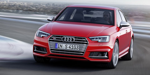 2016 Audi S4 sedan and S4 Avant revealed, due in Australia late next year