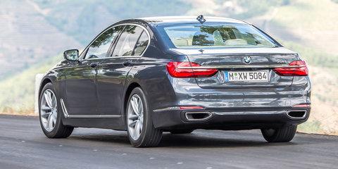 BMW's Carbon Core architecture underlines future models