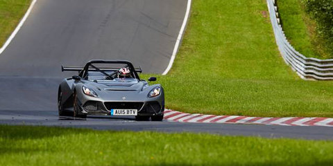 Lotus 3-Eleven launches in UK, Australian potential under review