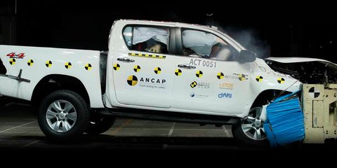 Australian watchdog details car industry study, ANCAP questions its exclusion
