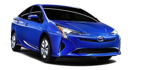 2016 Toyota Prius technical details revealed in Frankfurt